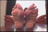 【足裏フェチ】★素人の足裏 マニア向けの究極映像★